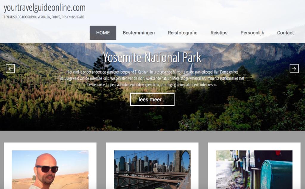 Your Travel Guide Online