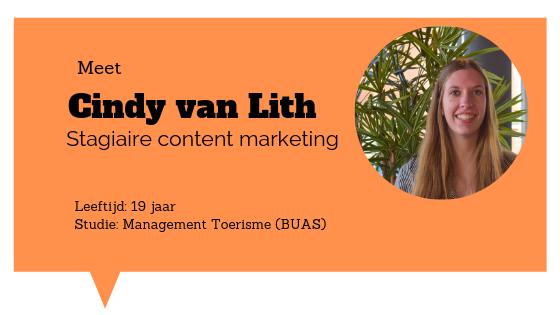 Cindy van Lith - Blogs4Travel