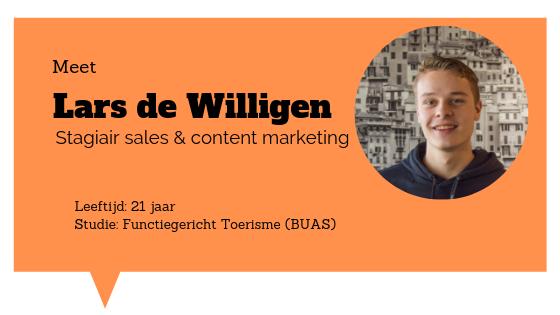 Lars de Willigen - Blogs4Travel