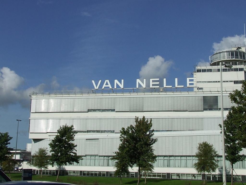 Van Nelle Fabriek Project InHolland