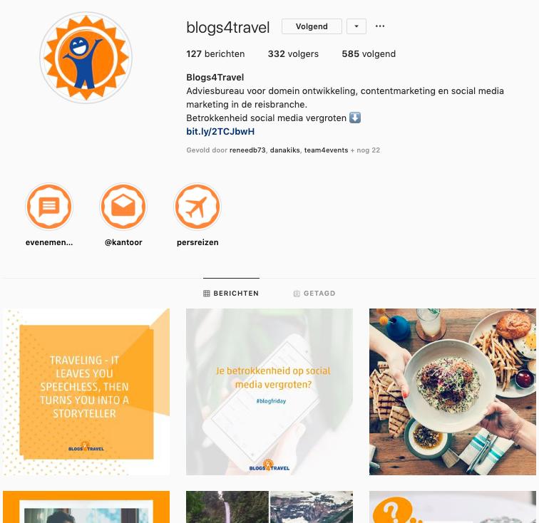 Canva (Pro) inzetten - eenheid in je Instagram feed